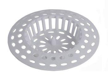 Sita pentru chiuveta 2buc D7сm alb plastic