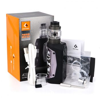 купить GeekVape Aegis Solo 100W TC Kit with Cerberus Tank. в Кишинёве
