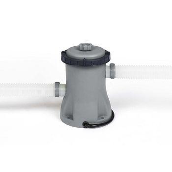 Бассейн Steel Pro Max 366x76cm, 6473Л, метал каркас