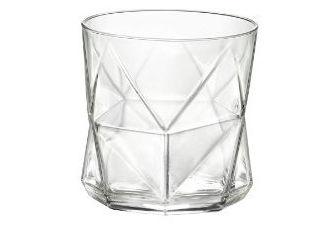 Стакан для воды Сassiopea 330ml, прозрачный