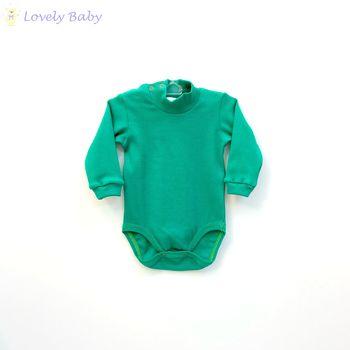 Боди B08 зелёный