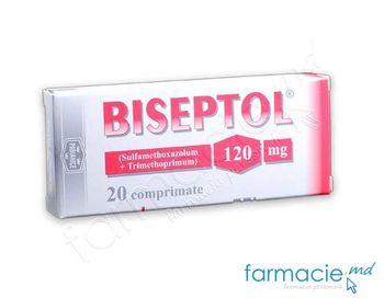 cumpără Biseptol comp. 120mg N20 în Chișinău
