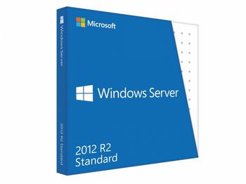 Windows Svr Std 2012 R2 x64 English 1pk OEI DVD 2CPU/2VM