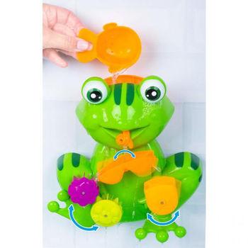 cumpără Bebelino Jucărie pentru baie Broască amuzantă în Chișinău