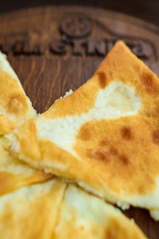 Плацында с картофелем