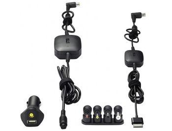 ASUS N90W-01 Combo Car charger for ASUS notebooks 90W (ASUS laptop 90w/65w/75w series/EeePC 30/40W/SL101/ASUS Pads TF101/TF201/TF300/TF700 Series) (incarcator auto pentru laptop/автомобильное зарядное устройство для ноутбуков)