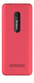 Nokia 206 2 SIM (DUAL) Magenta