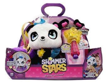 купить Simba Игровой набор с мягкой игрушкой Панда Пикси c аксессуарами,20 см в Кишинёве