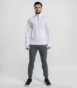 купить Белая мужская спортивная беговая блуза AIMO BLB005 в Кишинёве