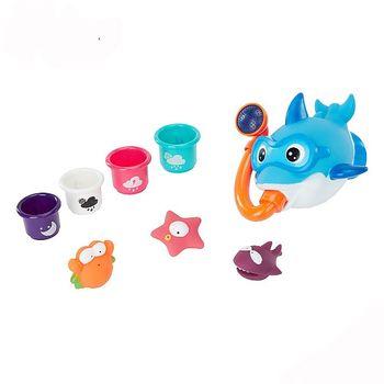 Набор игрушек для ванны Badabulle