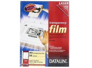 Пленка для проектора A4 50шт/упк