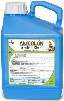 купить Амколон АминоЦинк 12% - жидкое листовое удобрение (Сера и Цинк) - MCFP в Кишинёве