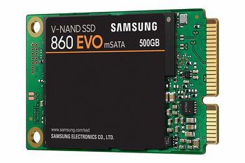 купить .mSATA SSD  500GB Samsung 860 EVO в Кишинёве