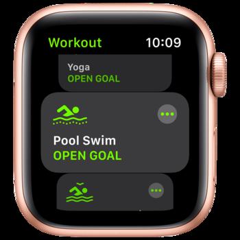 Apple Watch SE 44mm (MYDR2), Gold / Pink Sand