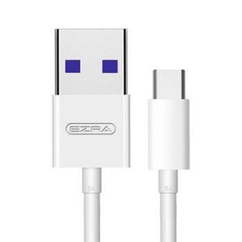 Кабель USB Ezra Type C  2.1A  2M (C002)