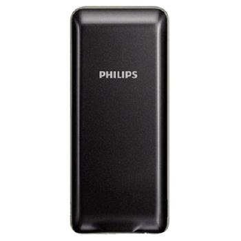 Philips Xenium X1560 Duos, Black