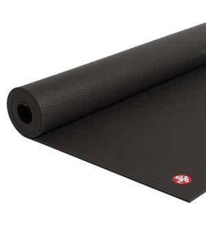Коврик для йоги Manduka PROlite Long & Wide yoga mat BLACK -4.7мм