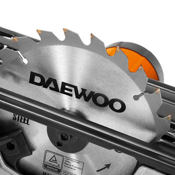 купить Дисковая пила Daewoo DAS 1500-190 в Кишинёве