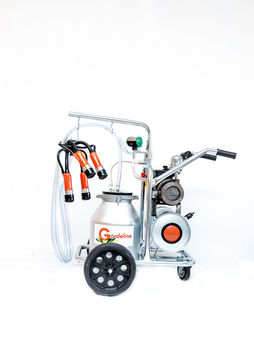 Доильный аппарат Gardelina T130 AL PC