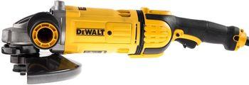 Углошлифовальная машина DeWalt DWE4599