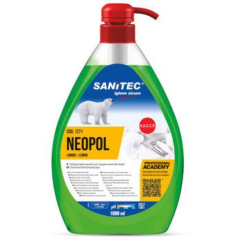Neopol Limone - Средство для мытья посуды 1000 мл