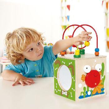 купить Hape Деревянная игрушка Куб-лабиринт в Кишинёве