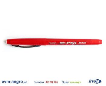 Ручка   AH 2013C  КРАСНАЯ капиллярная