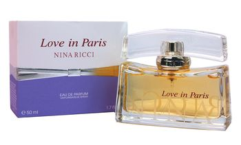 NINA RICCI LOVE IN PARIS EDP 50 ml