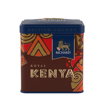 Richard British Colony Royal Kenya 50гр