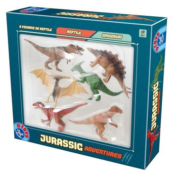 купить D-Toys Игровой набор Jurassic Adventures в Кишинёве