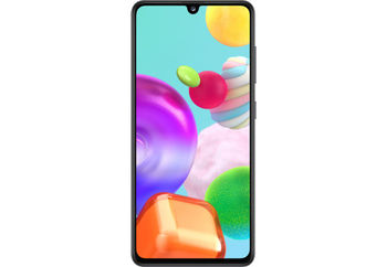 купить Samsung Galaxy A41 2020 4/64Gb Duos (SM-A415), Black в Кишинёве