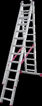 купить Трехсекционная лестница (3x11ст) - 2230311 в Кишинёве