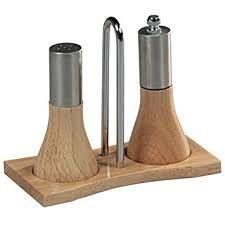 купить Набор соль/перец деревянная 13860 в Кишинёве