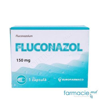 купить Fluconazol 150 mg caps. N1 (Eurofarmaco) в Кишинёве