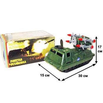 Орион Ракетная установка в коробке