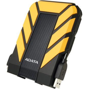 """cumpără 2.0TB (USB3.1) 2.5"""" ADATA HD710 Pro Water/Dustproof External Hard Drive, Yellow (AHD710P-2TU31-CYL) în Chișinău"""