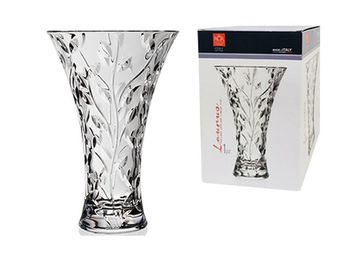 Vaza din cristal Laurus H30cm