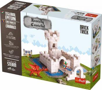 """Конструктор керамический Brick Trick """"Castle"""", код 42223"""