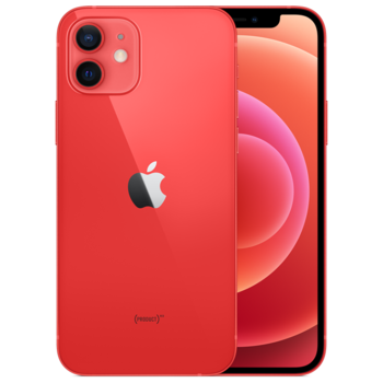 iPhone 12, 128Gb Red MD