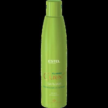 Бальзам для всех типов волос, ESTEL Curex Classic, 250мл., Увлажнение и питание