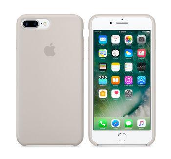 купить Apple Original Silicon Case Iphone 7 , Stone в Кишинёве
