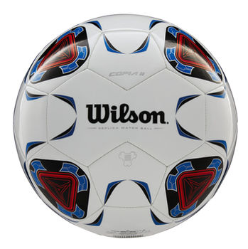 Мяч футбольный #4 COPIA II SB WHIBLU WTE9210XB04 Wilson (2268)