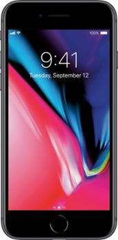 cumpără Apple iPhone 8 Plus  64GB, Space Grey în Chișinău