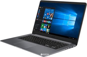 "купить ""NB ASUS 15.6"""" S510UN Grey (Core i5-8250U 8Gb 256Gb) 15.6"""" Full HD (1920x1080) Non-glare, Intel Core i5-8250U (4x Core, 1.6GHz - 3.4GHz, 6Mb), 8Gb (1x 8Gb) PC4-17000, 256Gb M.2, GeForce MX150 2Gb, HDMI, 802.11ac, Bluetooth, 1x USB 3.1 Type C, 1x USB 3.0, 2x USB 2.0, Card Reader, Webcam, Fingerprint, Endless OS, 3-cell 42 WHrs Battery, Illuminated Keyboard, 1.7kg, Grey Metal, Mouse"" в Кишинёве"