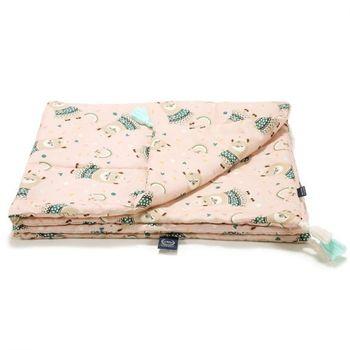 купить Одеялко бамбуковое LaMillou Bamboo Bedding I'm Rainbow Baby (100x80 cm) в Кишинёве