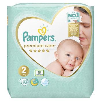 cumpără Pampers (2) SMP Premium Care Mini 23 în Chișinău