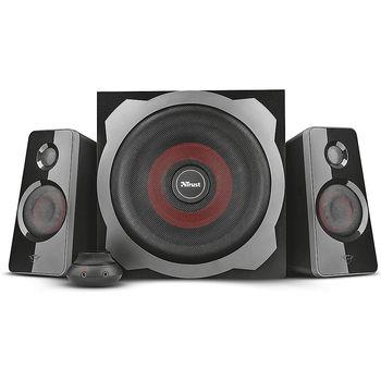 Колонки  Active Speakers Trust Gaming GXT 38T Tytan 2.1 Ultimate Speaker Set, 120w  - Black