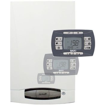 купить Baxi Nuvola 3 Comfort 280 Fi котел газовый в Кишинёве