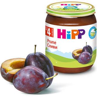 cumpără Hipp piure din prune 4+luni, 125 g în Chișinău