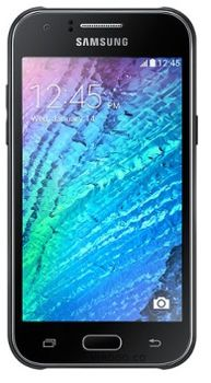 Samsung J100 Galaxy J1 Duos Black